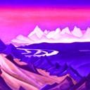 """Song of Shamballa"" by Nicholas Roerich"
