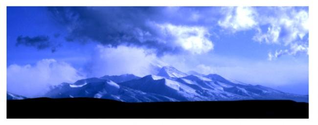 Blue Mountains, Tibet
