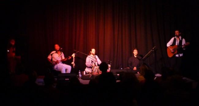 tibet2timbuk2 in concert, bellingen