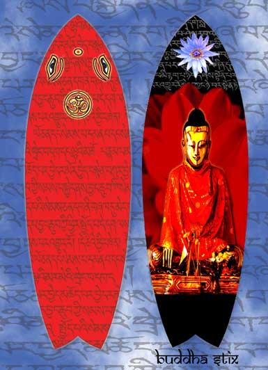 Buddha Stix