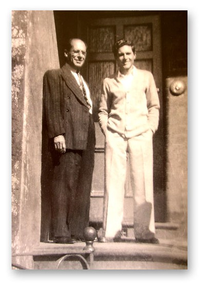 Grandfather and Father