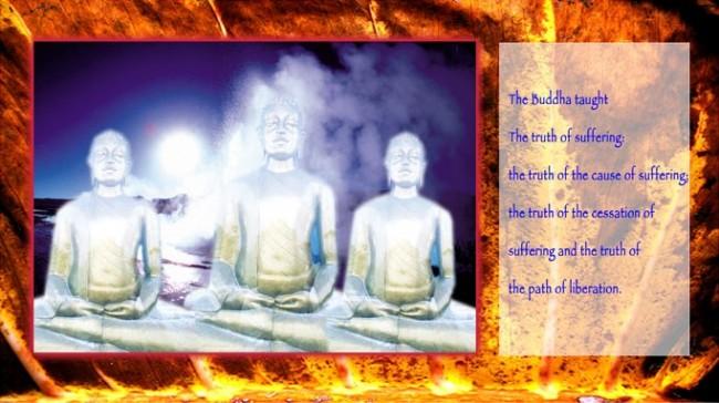 The Buddha Taught
