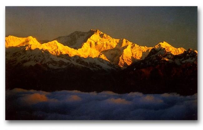 Mt Khangchenjunga