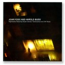 John Foxx Harold Budd CD cover